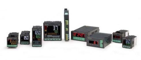 Controladores e Indicadores de Processo Gefran  600