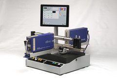Medidor de diâmetro laser de bancada Supermeclab