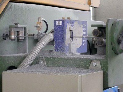 Medidor de diâmetro laser para trefilas - WirelineXY