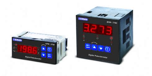 Potenciômetro digital