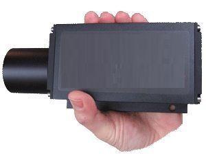 Sensor laser industrial AR1000: até 30m com precisão de 3mm