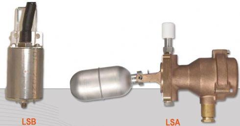 Sensores / chaves de Nível especiais homologadas para indústria naval