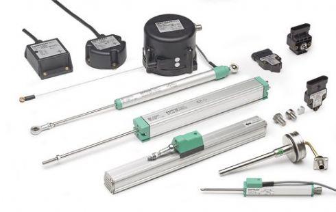 Réguas Potenciométricas e outros Sensores de Posição