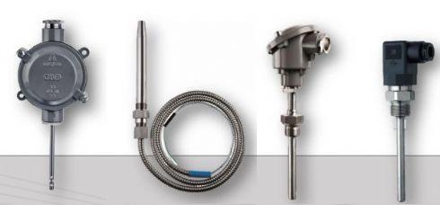 Sensores de temperatura certificação naval KP sensors