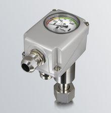 Sensores para monitoração de densidade de gás SF6 (GIS) - Densímetro SF6