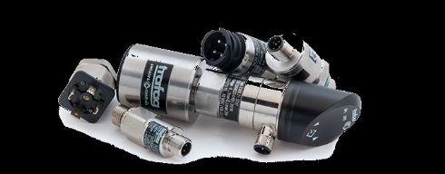Transmissor de pressão, pressostato e termostato para indústria ferroviária